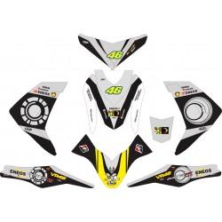 Stiker Yamaha Mio M3 Vr46...