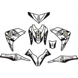 Stiker Yamaha MIO M3 Juventus