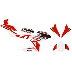 Stiker Motor All New HONDA...