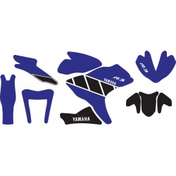 Stiker Yamaha R25 Livery...