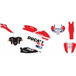 Stiker Yamaha R25 Ducati
