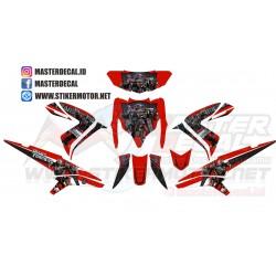 Stiker Yamaha XEON RC...