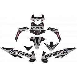 Stiker Motor ABSOLUTE  REVO...
