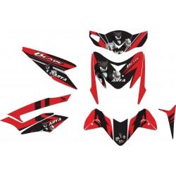 Stiker Motor Blade Sonic Full
