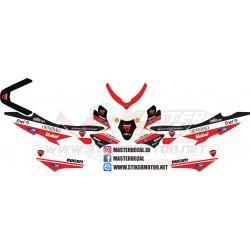 Stiker Motor All New PCX...