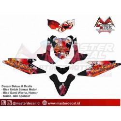Stiker Motor Beat Carbu...