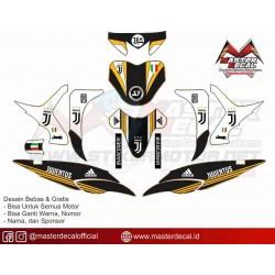 Stiker Motor Revo X...