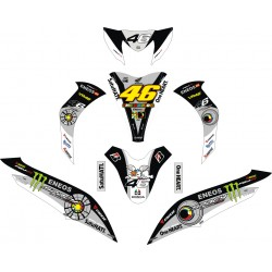 Stiker Motor Spacy Rossi...