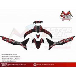 Stiker Yamaha NEW VEGA R...