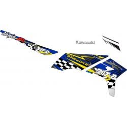 Stiker Motor Kawasaki Ninja...