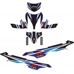 Stiker Motor Suzuki Sky...