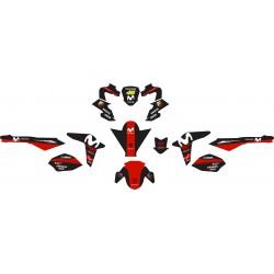 Stiker Motor New Vixion...