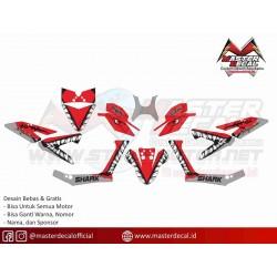 SEICKER YAHAMA X-RIDE 125...