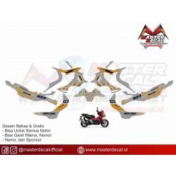 STIKER MOTOR HONDA ADV 150...