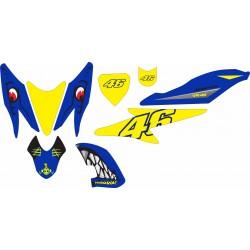 Stiker Yamaha AEROX SHARK...