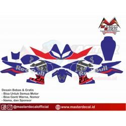 Stiker Motor Yamaha R15 V2...