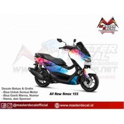 STIKER MOTOR NMAX 2020 FULL...