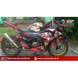 Honda CBR 150R Wonder Women