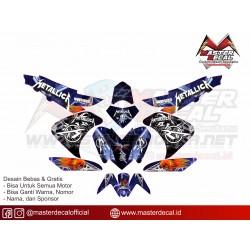 Stiker Yamaha Aerox 125...