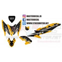 Stiker Yamaha Aerox AEROX...