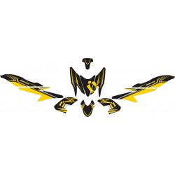 Stiker Yamaha Aerox 155 Decal