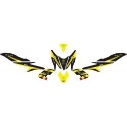 Stiker Yamaha Aerox 155 Tech 3