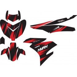 Stiker Yamaha Mx King Racing