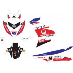 Stiker Yamaha Mx King Pramac