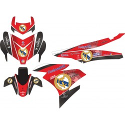 Stiker Yamaha Mx King Real...
