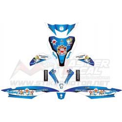 Stiker Yamaha Mio j...