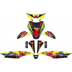 Stiker Yamaha Mio J Elmo...
