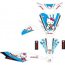 Stiker Yamaha Mio J Hello...