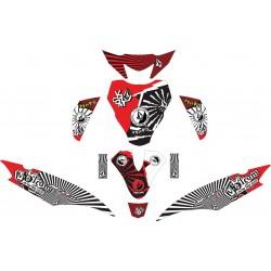 Stiker Yamaha Mio J Volcom