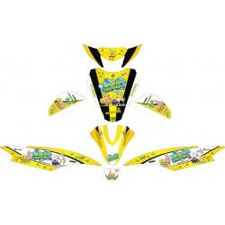 Stiker Yamaha Mio J Sponbob