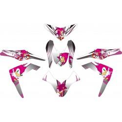 MIO M3 sonic pink